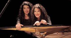 Las hermanas Labèque./Umberto Nicoletti