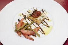 TABERNACAPOTE-Mousse de boletus y relish de tomate
