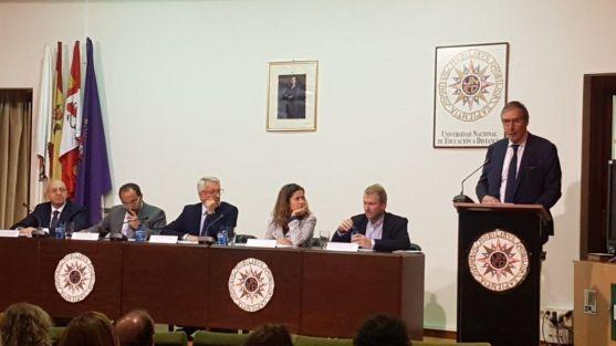 Inauguración nuevo curso de la Uned en Soria
