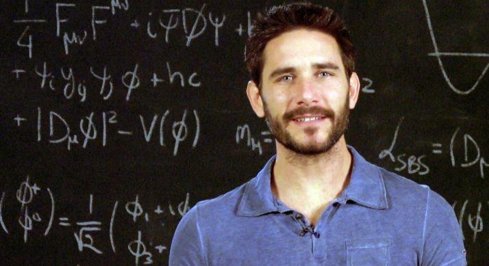 El físico Javier Santaolalla./JS