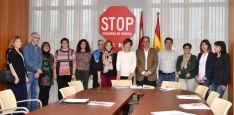 Comisión territorial contra la violencia de género