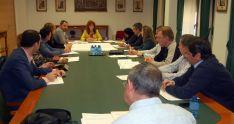 Imagen del Consejo celebrado este miércoles. /Ayto.