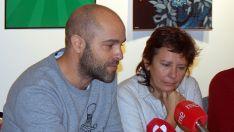 Pantaleón y Aldea este martes en Soria. /Ayto.