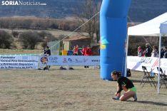 Jornada matutina de la XXIV edición del Campo a Través Internacional de Soria.