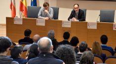 Imagen de la jornada en la sede de la Delegación Territorial. /Jta.