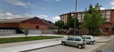 Antiguo parque de maquinaria de la DIputación de Soria