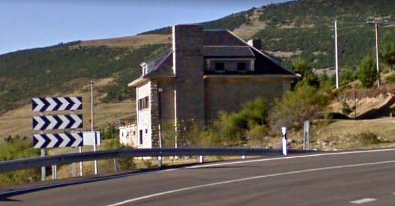 Imagen del albergue de Piqueras.