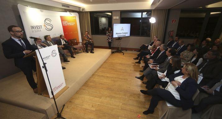 Presentación #InvestInSoria