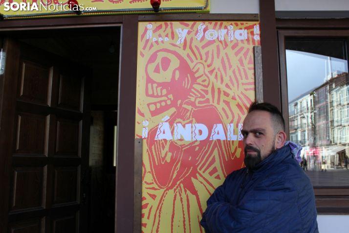 Pancho López, artista mexicano de videoarte.