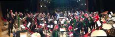 Concierto Benéfico de Navidad en la Audiencia.