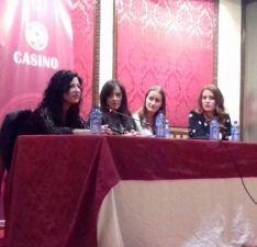 Charla-coloquio de mujeres taurinas en el Casino.