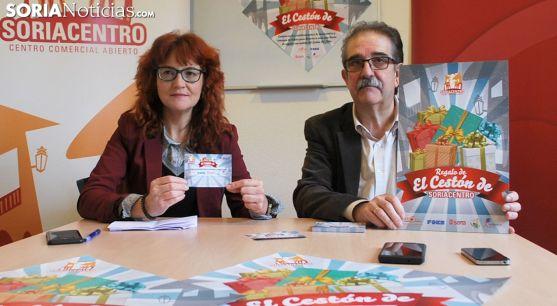 Ana Calvo y Jesús Muñoz. /SN