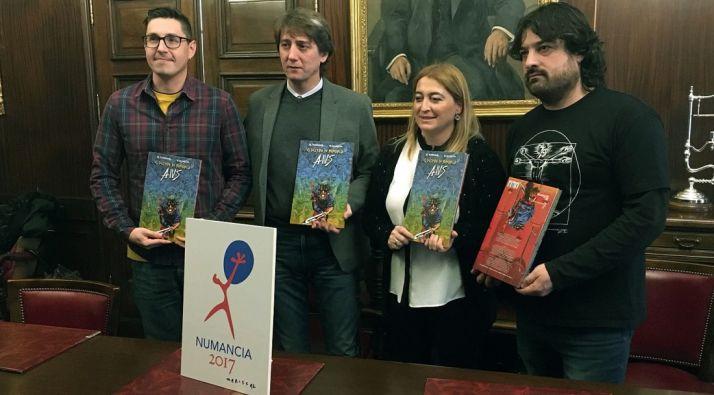 Torres, Martínez, Jiménez y García./Ayto.