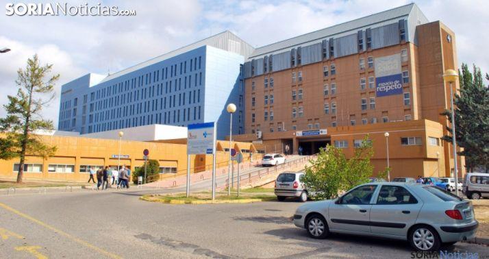 Imagen del centro hospitalario. /SN