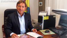 Gerardo Martínez, alcalde de Ólvega. /SN