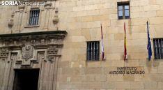 Imagen de la fachada principal del instituto. /SN