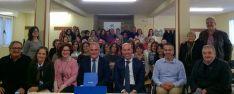 Foto de familia de la renovación Incorpora Castilla y León.