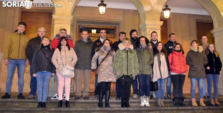 Foto de familia de los Jurados para San Juan 2018. /SN