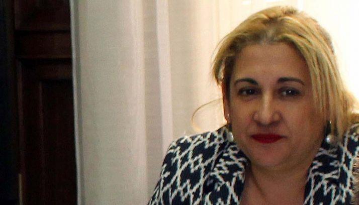 Yolanda de Gregorio, subdelegada del Gobierno en Soria.