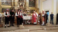 Jornada de San Blas en San Leonardo de Yagüe