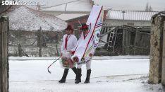 Una imagen de la festividad de este martes en Abejar. /SN