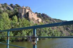 San Saturio, lugar para un buen paseo romántico en Soria. SN