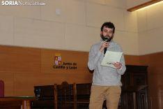 I Congreso de Emprendedores Libres en Soria. Bernat Díez.