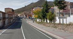 La avenida de Madrid, en Medinaceli. /GM