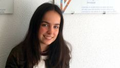 Rocío Miguel Muñoz, alumna de Escolapias.