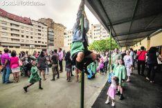 Imagen de la vuelta al cole en los centros educativos de Soria.