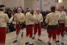 Danzas del Paloteo en San Leonardo