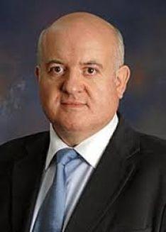Jose Ramón Huerta, presidente del Colegio de Médicos de Soria.