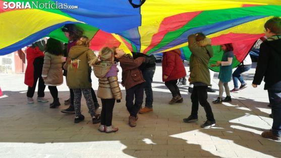 'Fiesta de la Solidaridad' 2018 de Ágreda.