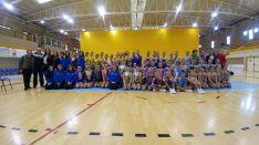 Campeonato Regional de Gimnasia Aeróbica.
