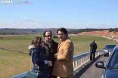 Visita del Minsitro de Fomento a Soria. SN