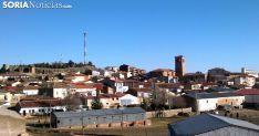 Una imagen de la localidad de Gómara. /SN