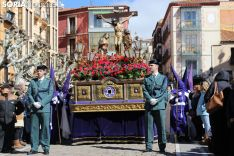 Procesión de la Cofradía de las Siete Palabras de Jesús en la Cruz. Soria Noticias.