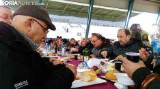 XIX Jornada de la Matanza en Arcos de Jalón.