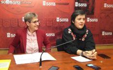 Pilar Delgado y Ana Alegre.
