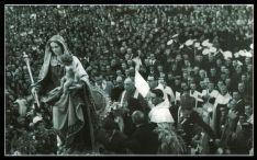 La Coronación diocesana de 1951. /DOS
