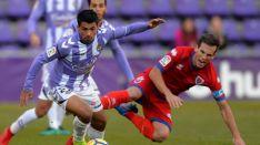 El Numancia remontó un 2-0 desfavorable en el José Zorrilla ante el Real Valladolid. LaLiga