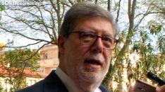 Santiago Aparicio, presidente de FOES y de CECALE. /SN
