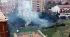 Una imagen del fuego. /SN