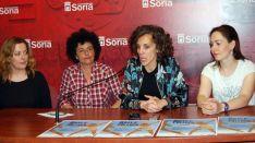Romera, Gómez, Andrés y Briongos.