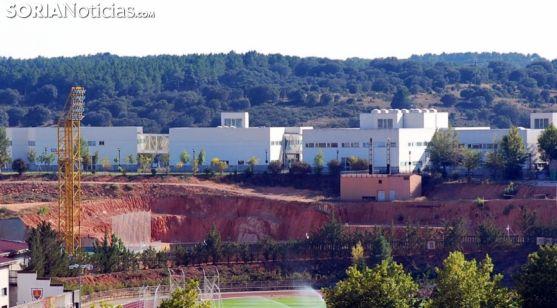 Una vista del Campus Duques de Soria. /SN