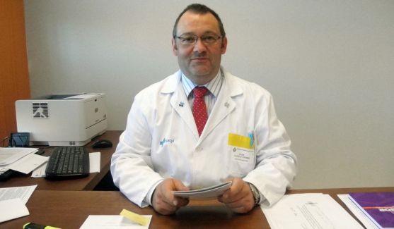 El doctor Jon Gastelu Iturri. /Jta.