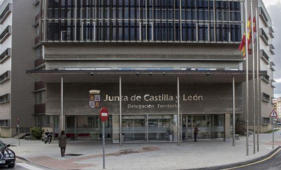 Delegación Territorial de la Junta en Soria. /SN