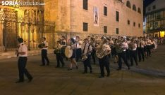 Una imagen de la jornada en El Burgo. /SN