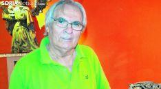 Vicente Marín, en su domicilio en Bretún. /SN