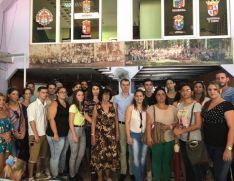 El secratario general se reúne con jóvenes castellanos y leoneses. Junta de Castilla y León.